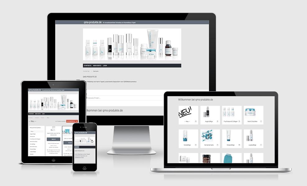 QMS Produkte | Onlineshop